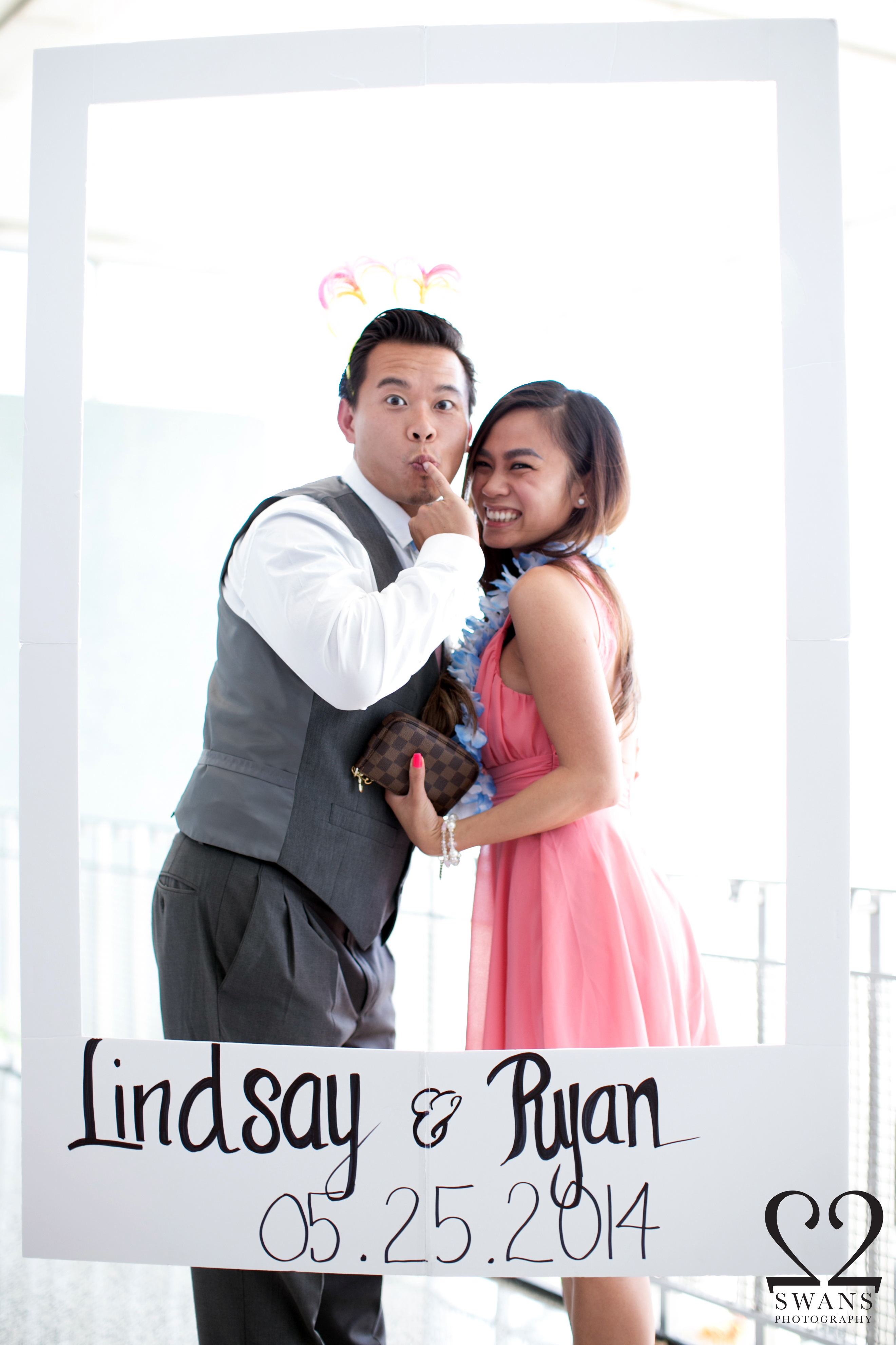 Lindsay & Ryan Wedding Photo Booth ‹ 2Swans Photography2Swans ...