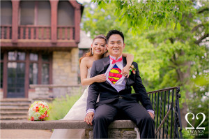 Michelle & Thanh's wedding in St. Louis, Missouri